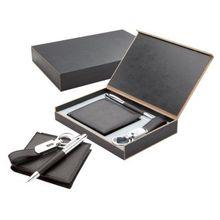 b35c56d19b Reklámtárgy expressz - 3 db-os ajándékszett - Gentleman pénztárca ...