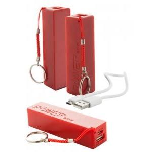 Youter USB power bank 1200 mAh youter-reklampowerbank-piros.jpg