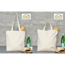 4cbfca4a8ed1 Reklámtárgy expressz - Vászon szatyor - Extra vastag táska rövid és ...