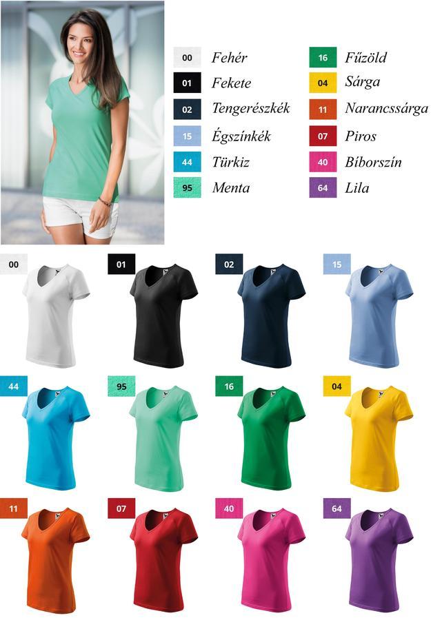 Reklámtárgy expressz - Női póló - Kereknyakú női póló - FU78 0b192b63b8